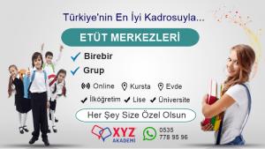 Antalya Etüt Merkezleri