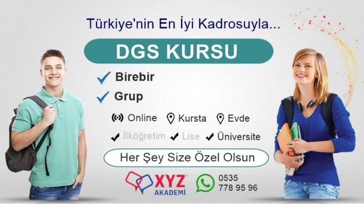 DGS Kursu İzmit