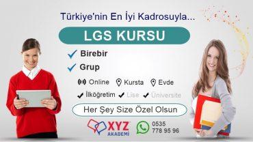 LGS Kursu Yalova